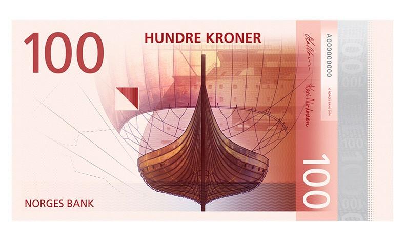 Το σύγχρονο ντιζάιν «αποτυπώνεται» στα νέα χαρτονομίσματα της Νορβηγίας!