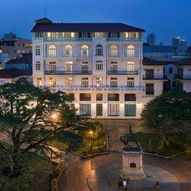 Στην ιστορική συνοικία Casco Viejo,το American Trade Hotel από το 1917 κατάφερε να συγκεντρώνει την cr?me de la cr?me της εποχής