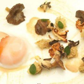 Η κουζίνα της Chef F?olde έχει τις ρίζες της στην παραδοσιακή κουζίνα της Τοσκάνης, δοσμένη, όμως, με έναν απόλυτα σύγχρονο τρόπο