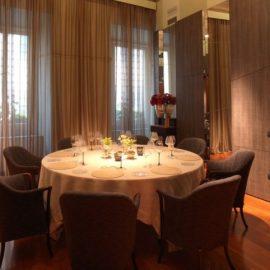 Το εστιατόριο Enoteca Pinchiorri διαθέτει μια από τις καλύτερες συλλογές κρασιών σε παγκόσμιο επίπεδο!