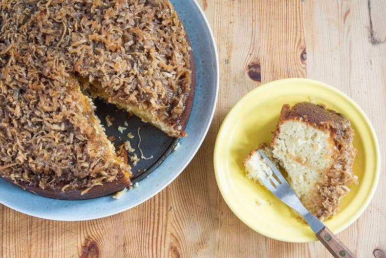 Drømmekage: Δανέζικο κέικ
