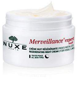 Merveillance Nuxe: Regenerating Night Cream