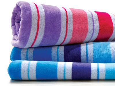 πετσέτες θαλάσσης Nef Nef που συνδυάζουν το απαράμιλλο στιλ με την εξαιρετική ποιότητα