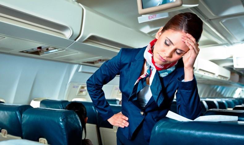 Ποιες συμπεριφορές εκνευρίζουν το πλήρωμα ενός αεροπλάνου