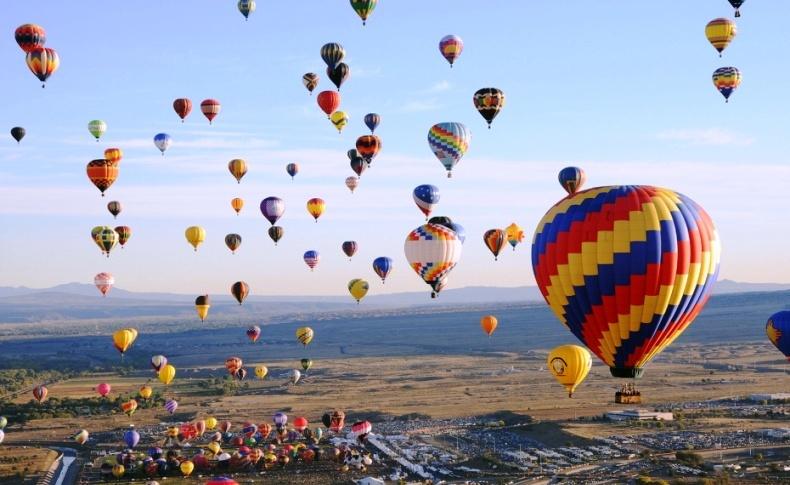 Aλμπουκέρκη, Νέο Μεξικό, ΗΠΑ: Το πιο πολυφωτογραφημένο φεστιβάλ του κόσμου