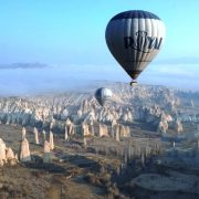 Καππαδοκία, Τουρκία: Το συγκλονιστικό τοπίο που εντυπωσιάζει όταν το δεις από αερόστατο