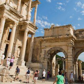 Ο ναός της Αρτέμιδος στην Αρχαία Έφεσο