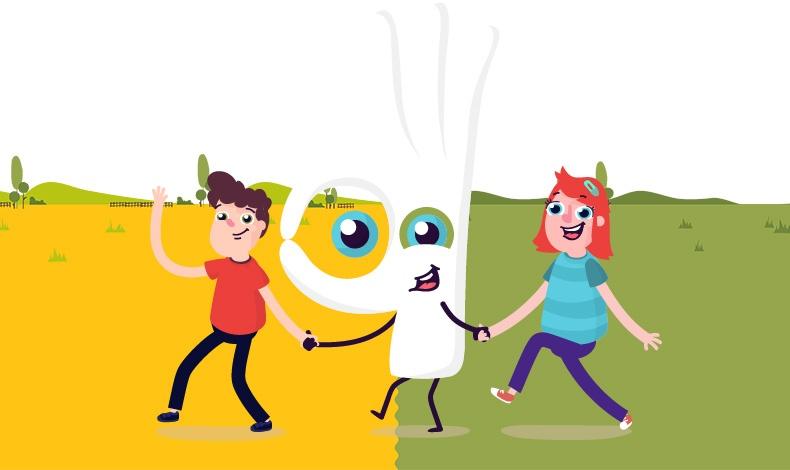 Μία ενδιαφέρουσα πρωτοβουλία που σκοπό έχει να ενημερώσει γονείς και παιδιά για την αρθρίτιδα
