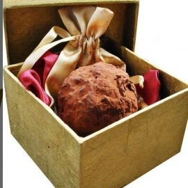 Η τρούφα Madeline της σοκολατοβιομηχανίας Knipschildt