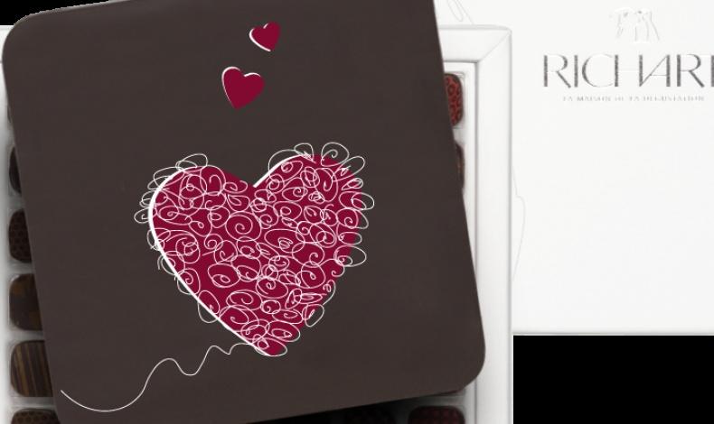Τα γκουρμέ σοκολατάκια του Richart