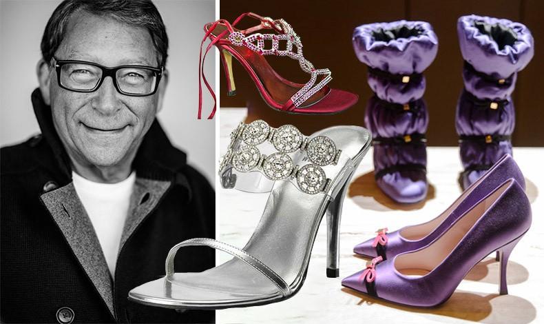 Ο Stuart Weitzman κατέχει το ρεκόρ σχεδιασμού των πιο ακριβών παπουτσιών στον κόσμο, αφού οι υπερπολυτελείς δημιουργίες του μερικές φορές είναι από πλατίνα και αληθινά διαμάντια