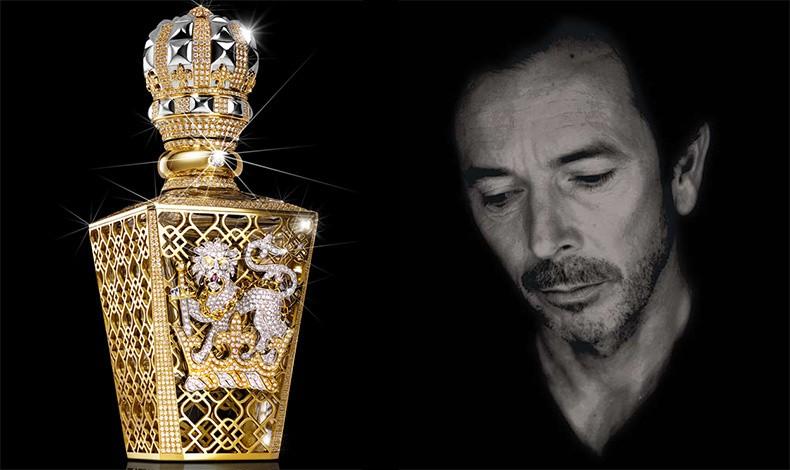 Ο δημιουργός Clive Christian και το πιο ακριβό άρωμα στον κόσμο που θα διατίθεται αποκλειστικά στο Salon de Parfums στα Harrods, για 165.000 ευρώ περίπου!