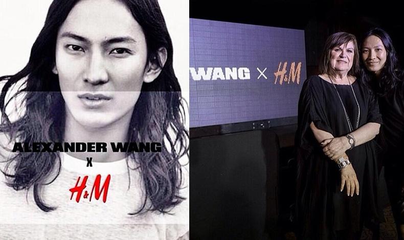O Alexander Wang και η H&M