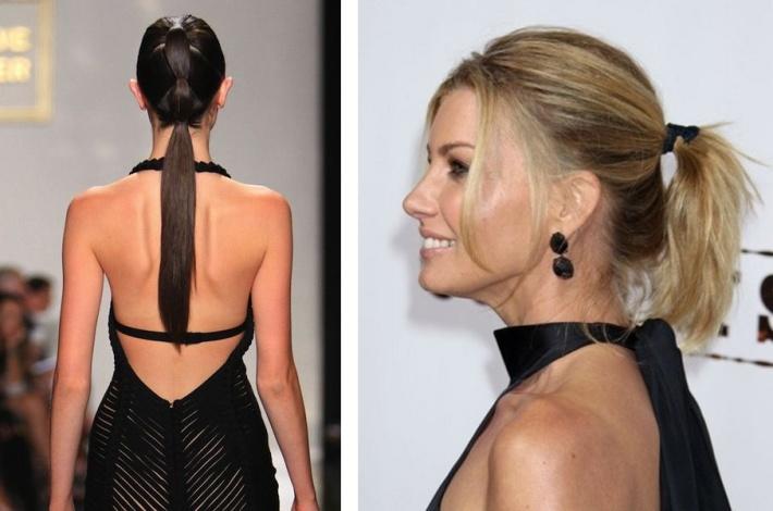 Για πιο επίσημες εμφανίσεις, τόσο για μακριά όσο και για κοντύτερα μαλλιά