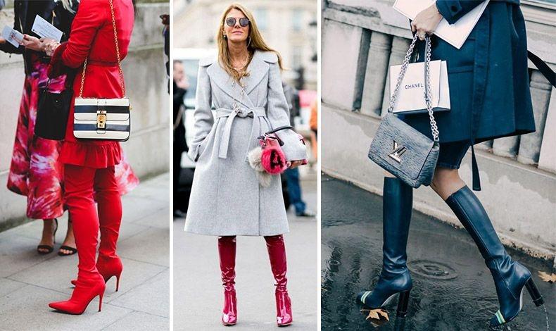 Όποιες μπότες και να σας αρέσουν, μεταμορφώστε τις σε πρωταγωνιστές του look σας και χτίστε την υπόλοιπη εμφάνισή σας επάνω τους