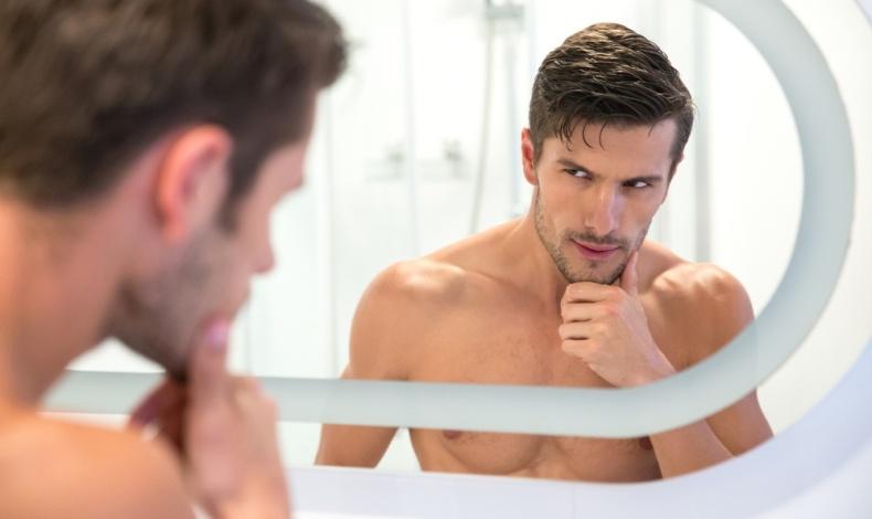 Νομίζετε ότι οι γυναίκες νοιάζονται για την εμφάνισή τους; Και πού να δείτε οι άνδρες!