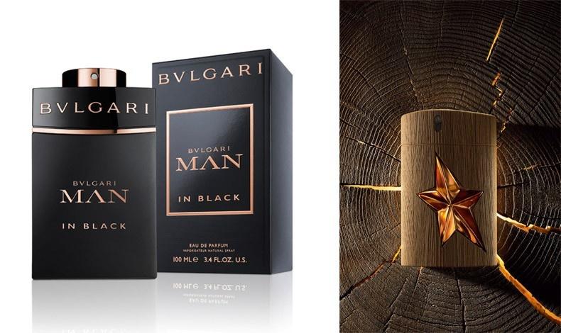 Σοφιστικέ, ανατολίτικο, θερμό και μυστηριώδες, το νέο άρωμα Man in Black, Βulgari // A*Men Ρure Wood, το συλλεκτικό άρωμα Thierry Mugler σε ένα μπουκάλι από ξύλο εκφράζει την καρδιά της φύσης με αρρενωπό τρόπο