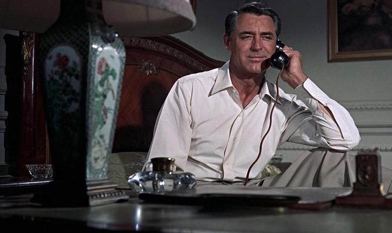 Άψογη εμφάνιση για τον Cary Grant στην ταινία «Το Κυνήγι του Κλέφτη»