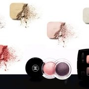 Σκιές για τα μάτια σε 4 αποχρώσεις, Smooth Eye Colour Quad και ρουζ,The Blush Luminous Rosebud, Dolce & Gabbana // Σκιές για τα μάτια, Collection Notes de Printemps, Chanel