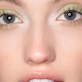 Οι παστέλ αποχρώσεις προσθέτουν στα μάτια μια απαλή και θηλυκή δόση χρώματος που ταιριάζει υπέροχα με την εποχή