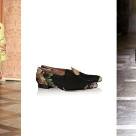 Από αριστερά: Antonio Marras, Παπούτσια Acne, Dries Van Noten