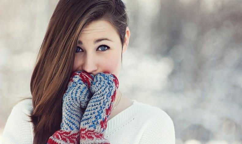 Απαλό δέρμα και τον χειμώνα
