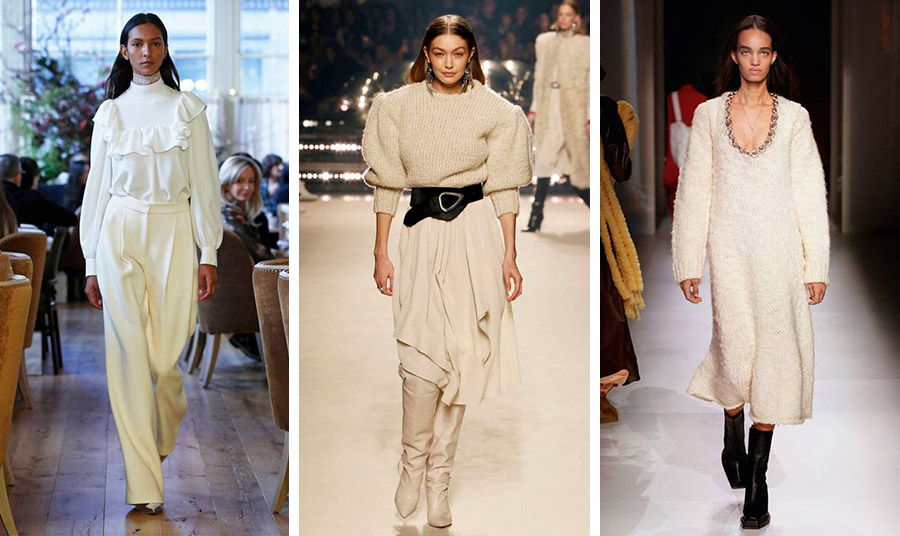 Από τις πασαρέλες για τον χειμώνα του 2021: Adam Lipes // Isabel Marant // Bottega Veneta