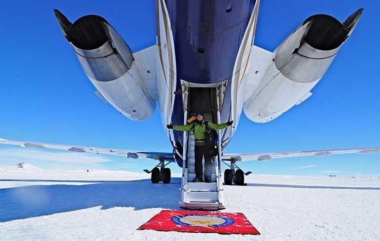 Ένα από τα πιο συναρπαστικά ταξίδια στον κόσμο με ιδιωτικό αεροσκάφος