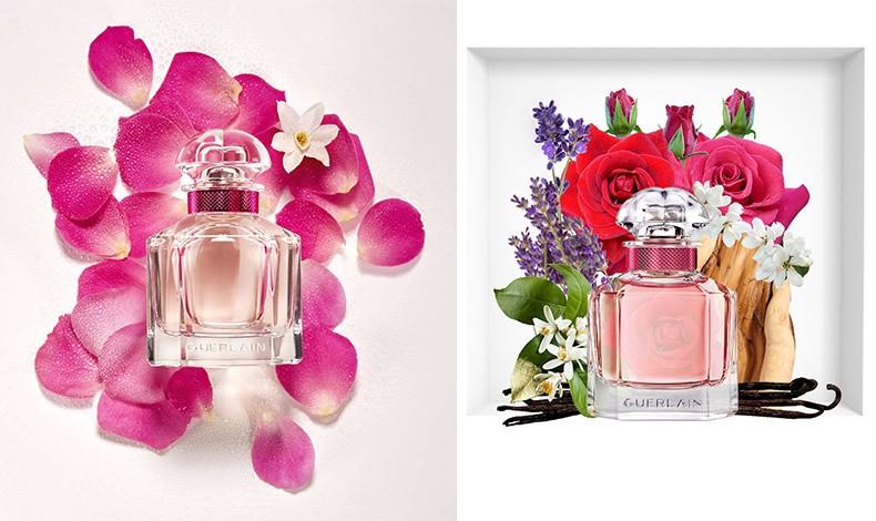 Αρωματικές νότες από τριαντάφυλλα Βουλγαρίας μπλέκονται γλυκά με γιασεμί Sambac, λεβάντα Carla και άνθη πορτοκαλιάς σε συνδυασμό με βανίλια Ταϊτής σανδαλόξυλο και λευκό κεχριμπάρι του χαρίζουν μία πλούσια και σαγηνευτική αίσθηση