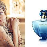 Το Shalimar Souffle de Parfum του οίκου Guerlain σαν ένα ταξίδι στον κόσμο των αισθήσεων προκαλεί μία Δίδυμο να εκφράσει τη φωτεινή και επικοινωνιακή της φύση. Το δε υπέροχο μπουκάλι σε σχήμα βεντάλιας είναι σαν ένα ακαταμάχητο κόσμημα