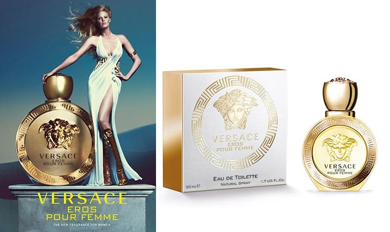 Η γυναίκα Ζυγός ως η απόλυτη κυρίαρχος της... αποπλάνησης εκφράζεται από το άρωμα Eros Pour Femme από τον Versace. Μια πρόσκληση για να παραδοθεί στην απόλαυση και να πάρει τον έλεγχο ανυπότακτων δυνάμεων!
