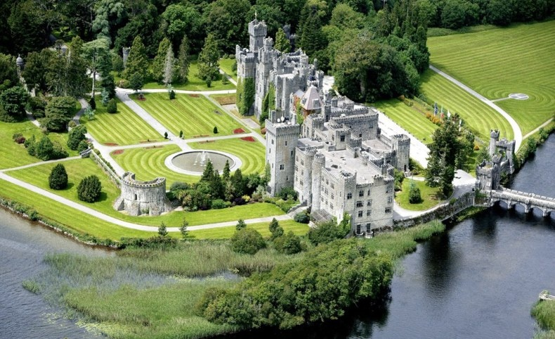 Ashford Castle, Cong, Co. Mayo, Ιρλανδία