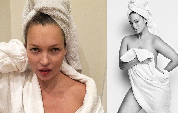 Η Κέιτ Μος είναι αυτή που ενέπνευσε τη συλλογή Towel Series // Τώρα, η Ashley Graham μπαίνει στο ?πάνθεον? των διασήμων γυναικών που έχουν πάρει μέρος