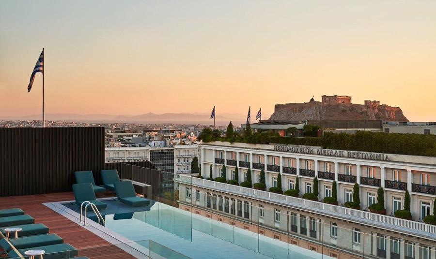 Το Athens Capital Hotel-MGallery Collection ανοίγει τις πόρτες του στις 10 Μαΐου!