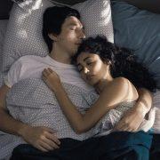 Ο Άνταμ Ντράιβερ και η Γκολσιφτέ Φαραχανί... ο ύπνος αγκαλιά είναι κάτι απλό και καθημερινό, αλλά και τόσο σπουδαίο!