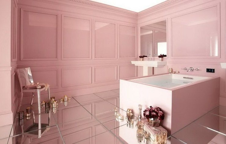 Η πολυτέλεια ενός μπάνιου είναι η «κρυφή» επιθυμία μας!