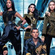 Η H&M αποκαλύπτει την καμπάνια για την κολεξιόν Balmain x H&M