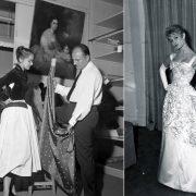 Η Όντρεϊ Χέπμπορν και η Μπριζίτ Μπαρντό υπήρξαν δύο από τις μούσες του Pierre Balmain