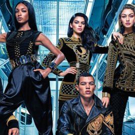 Η περυσινή συνεργασία με τη σουηδική εταιρεία H&M είχε ως αποτέλεσμα να κρασάρει το site από την υπερβολική ζήτηση, ενώ τα ρούχα και αξεσουάρ με την υπογραφή Balmain x H&M πέταξαν κυριολεκτικά από τα ράφια!