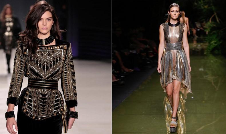 Σίγουρα, τις τελευταίες σεζόν, ο οίκος Balmain βρίσκεται στην κορυφή των εξελίξεων της μόδας