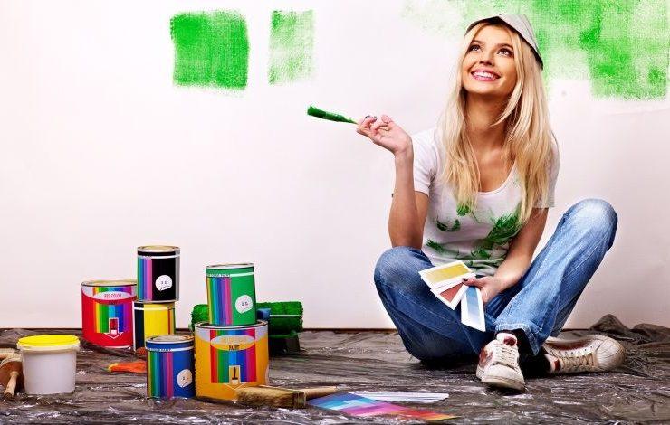 Εννιά λάθη που κάνουμε όταν βάφουμε το σπίτι μας