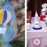 Δημιουργήστε με κάποιο θέμα τις μπομπονιέρες αλλά και το πάρτι για το αγαπημένο σας μωράκι, για να γιορτάσετε αποκλειστικά με τους δικούς σας ανθρώπους!