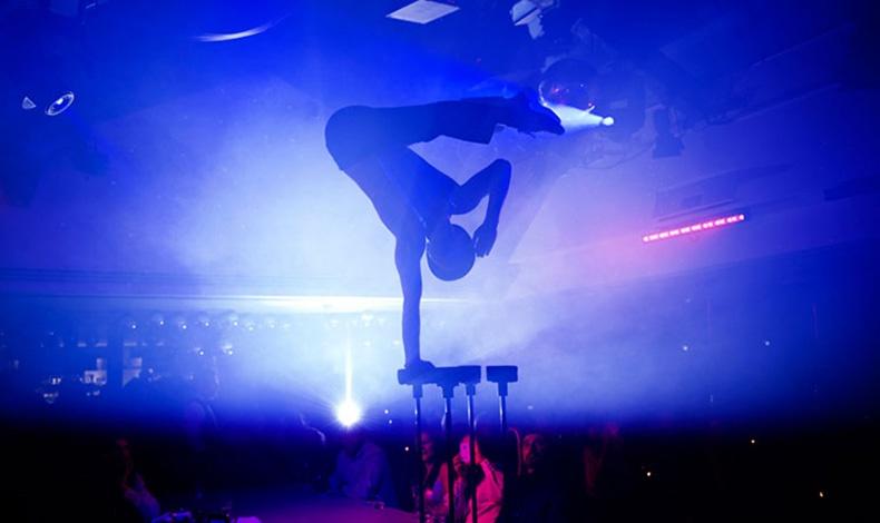 Η μαγεία του τσίρκου στην πιο εκλεπτυσμένη της έκφραση διαπνέει το λονδρέζικο Circus