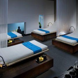 Στο The Spa at Mandarin Oriental στο Λονδίνο, οι επισκέπτες μπορούν να ενδώσουν σε ένα ολιστικό ταξίδι φυσικής και πνευματικής υγείας