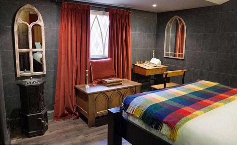Όσοι θα ήθελαν να ζήσουν στιγμές Χάρι Πότερ, θα διαλέξουν το Georgian House στο Λονδίνο