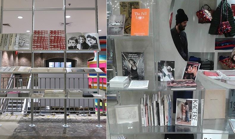 Το βιβλιοπωλείο Idea Books στο Λονδίνο αποδεικνύεται ένα αληθινό διαμάντι, Η συλλογή του περιλαμβάνει σπάνια και δυσεύρετα βιβλία για τη μόδα και την τέχνη