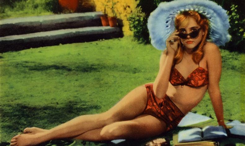 Από την ταινία «Λολίτα» του 1962