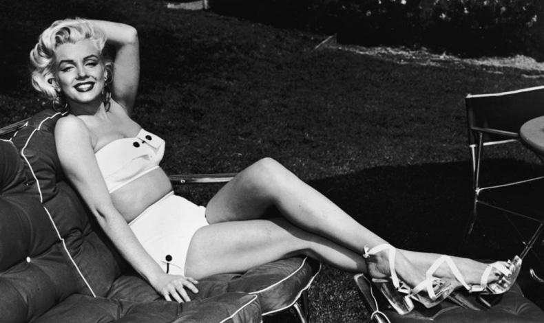 Η Marilyn Monroe στα '50s