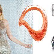 H Gigi Hadid για την Atelier Swarovski, 2015 // Η διάσημη αρχιτέκτων Zaha Hadid και η κρυστάλλινη? πορτοκαλί πρότασή της το καλοκαίρι του 2010 // Εντυπωσιακό βραχιόλι από τη συλλογή Fine Jewelry Art Deco // Βραχιόλι του Philippe Ferrandis για τον χειμώνα 2015