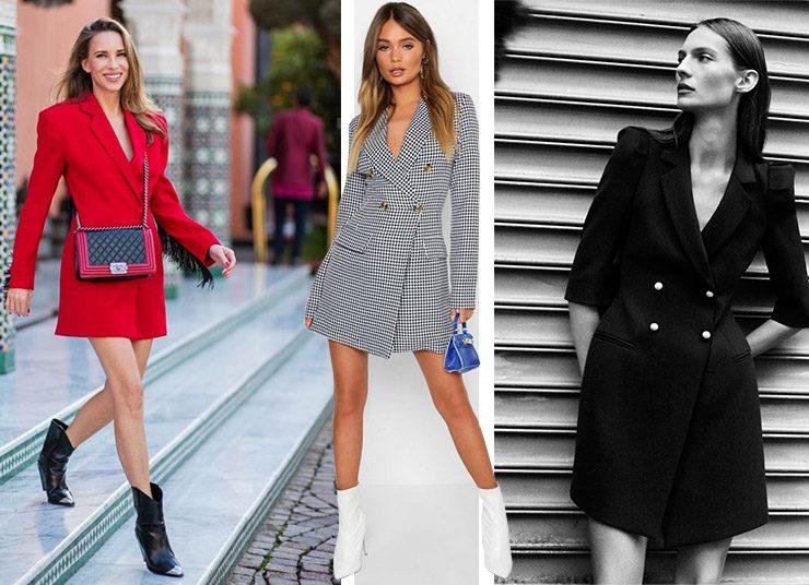 Σακάκι-φόρεμα: Πώς θα φορέσετε το σέξι blazer dress;